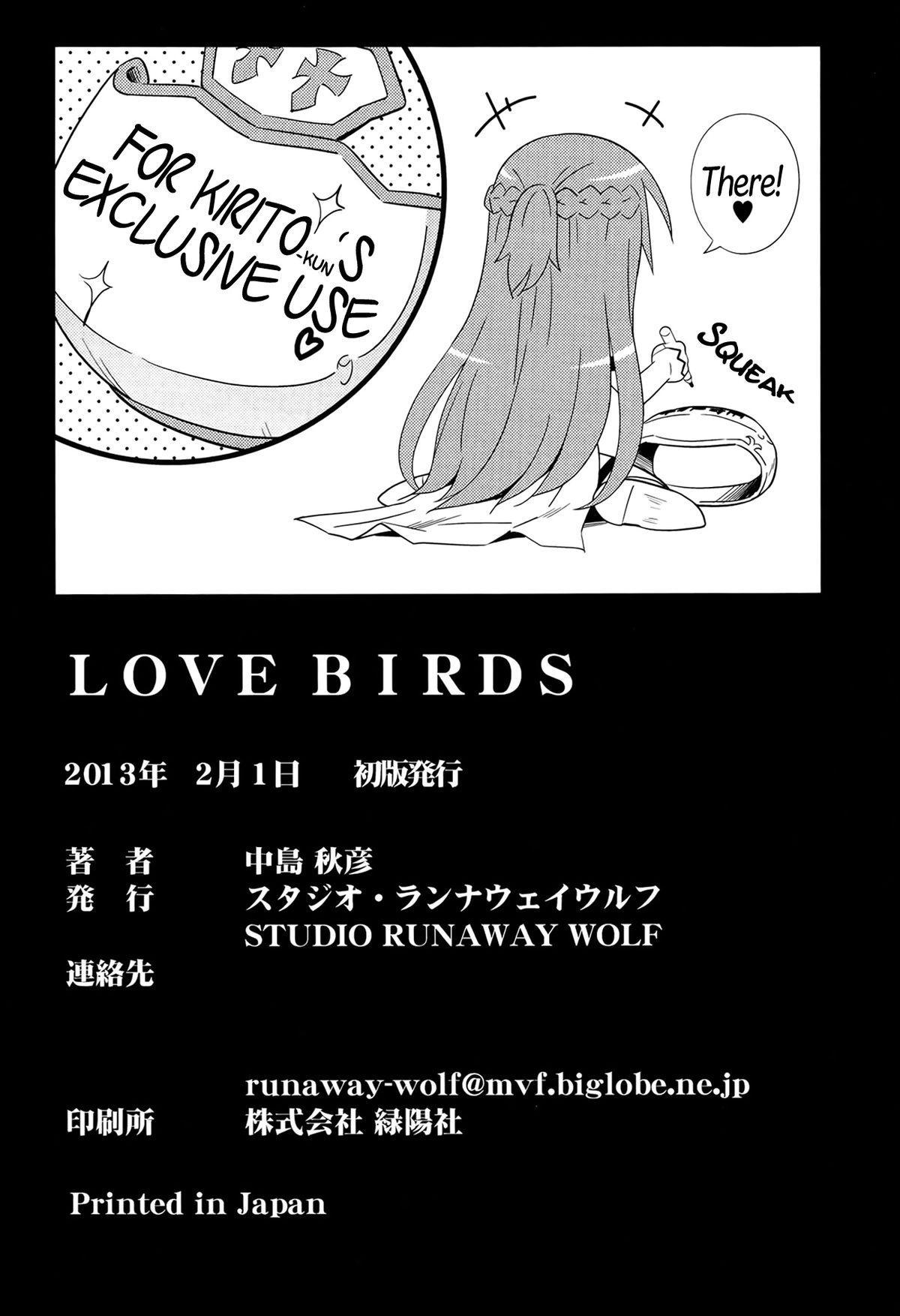 LOVE BIRDS 25