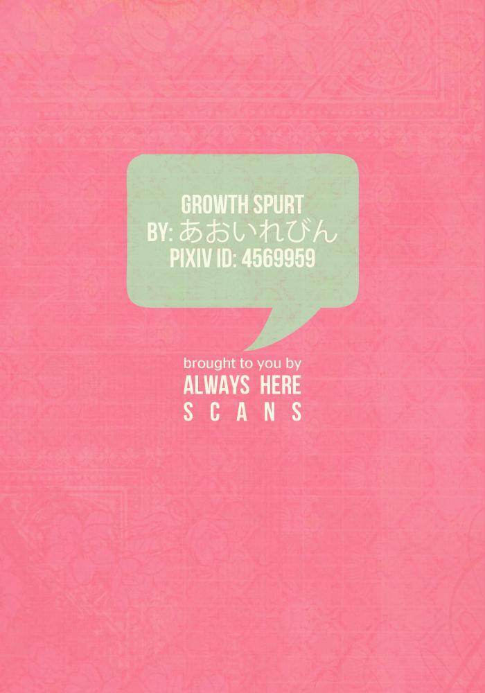Seichouki | Growth Spurt 30