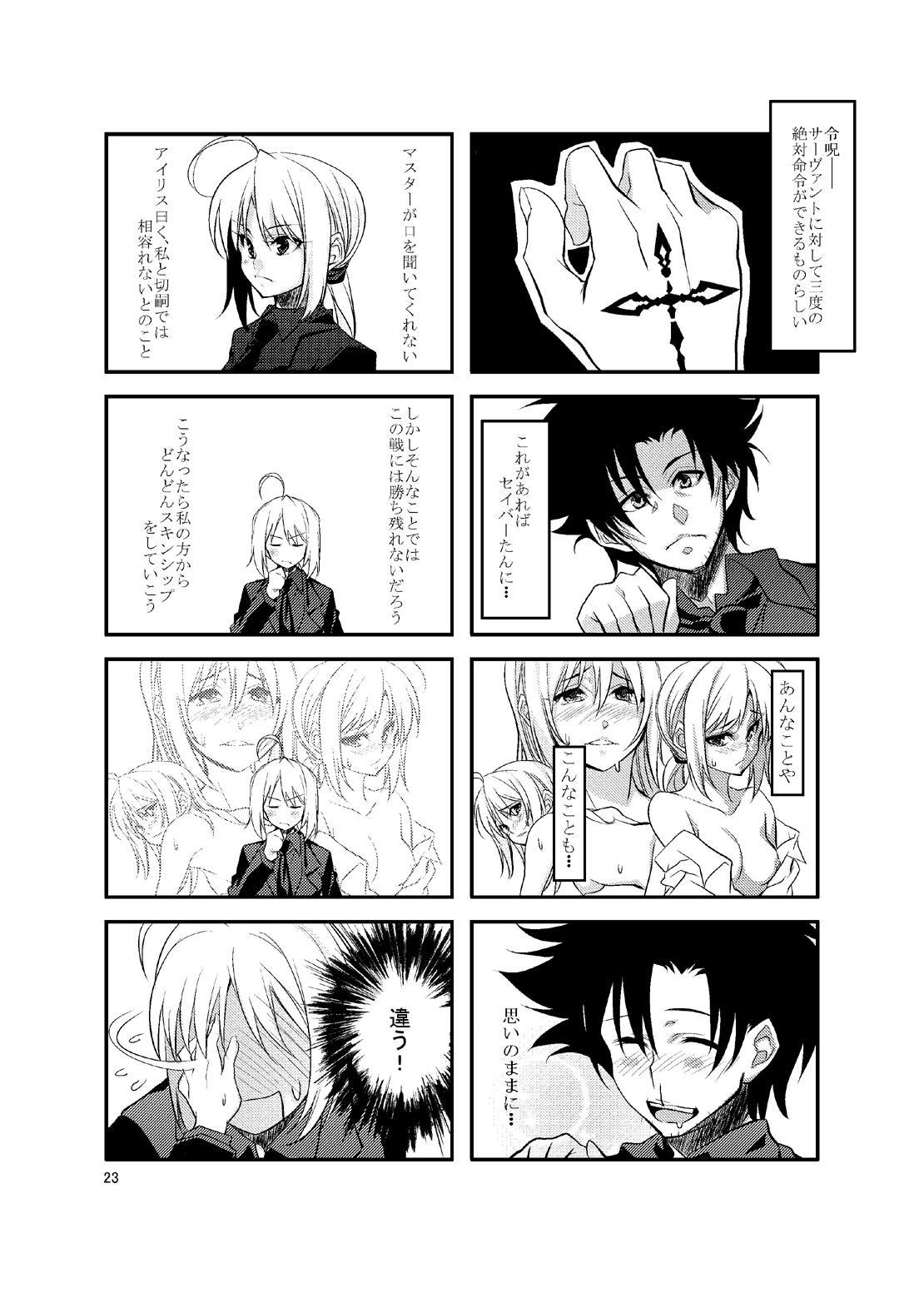 Fate/Love 0 21