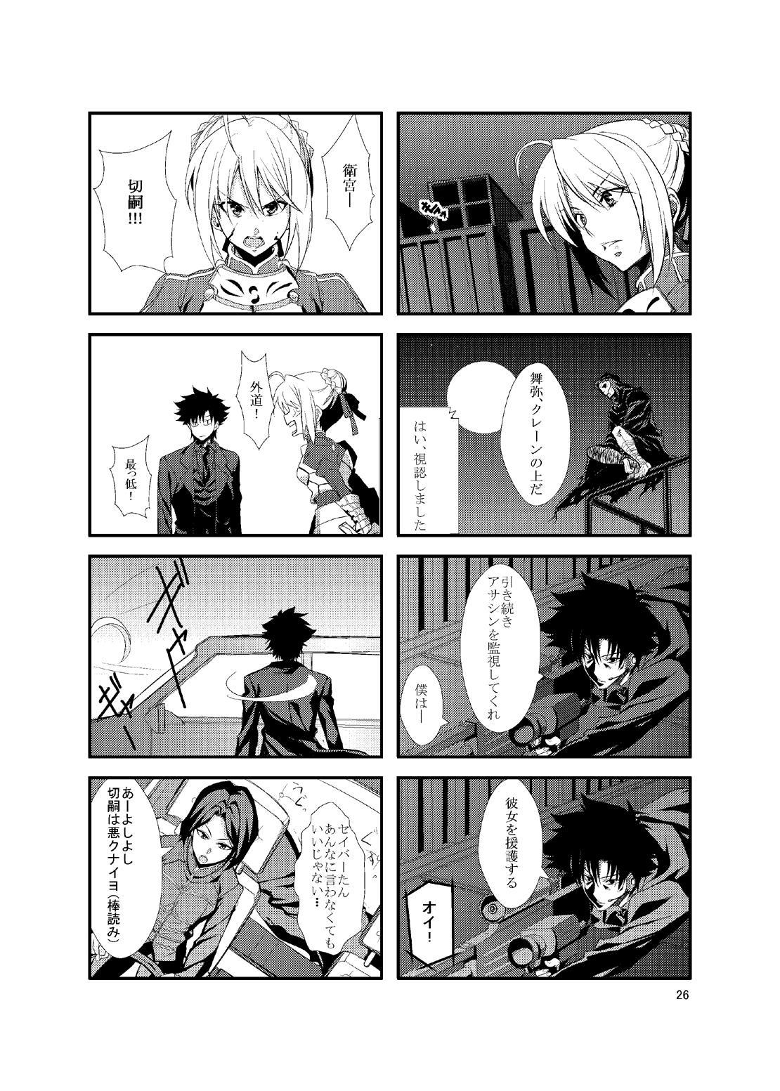 Fate/Love 0 24