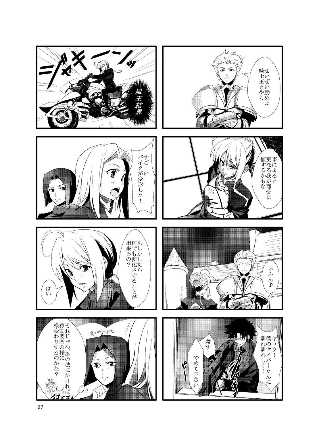 Fate/Love 0 25