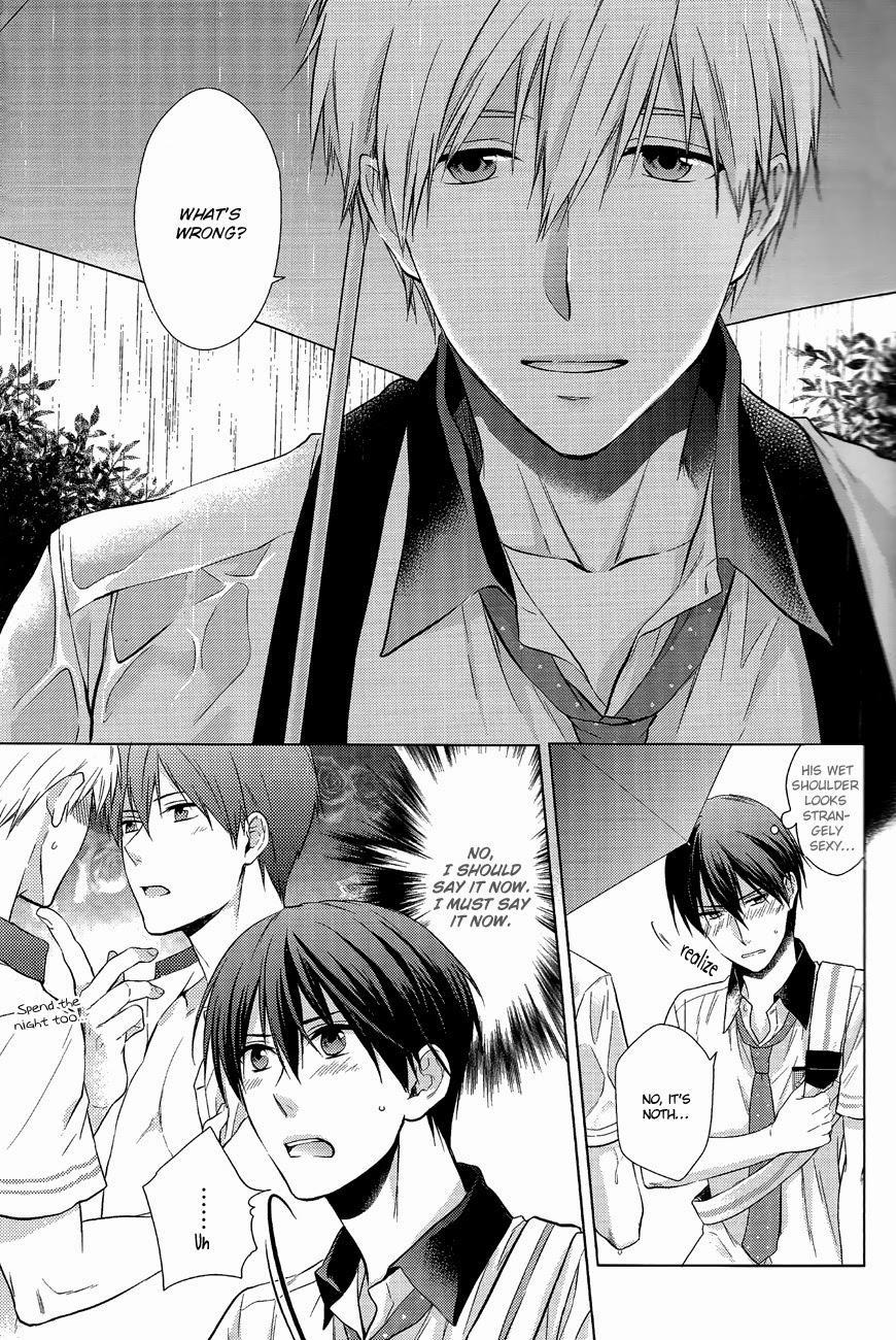 Ore ga Sunao ni Narenai no wa Dou Kangaetemo Makoto ga Warui!!   No matter how you think about it, it's Makoto's fault that I can't be honest with myself!! 11
