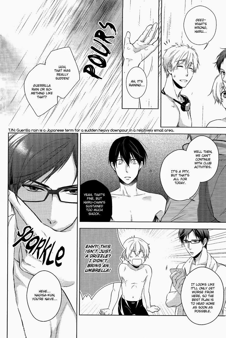 Ore ga Sunao ni Narenai no wa Dou Kangaetemo Makoto ga Warui!!   No matter how you think about it, it's Makoto's fault that I can't be honest with myself!! 6