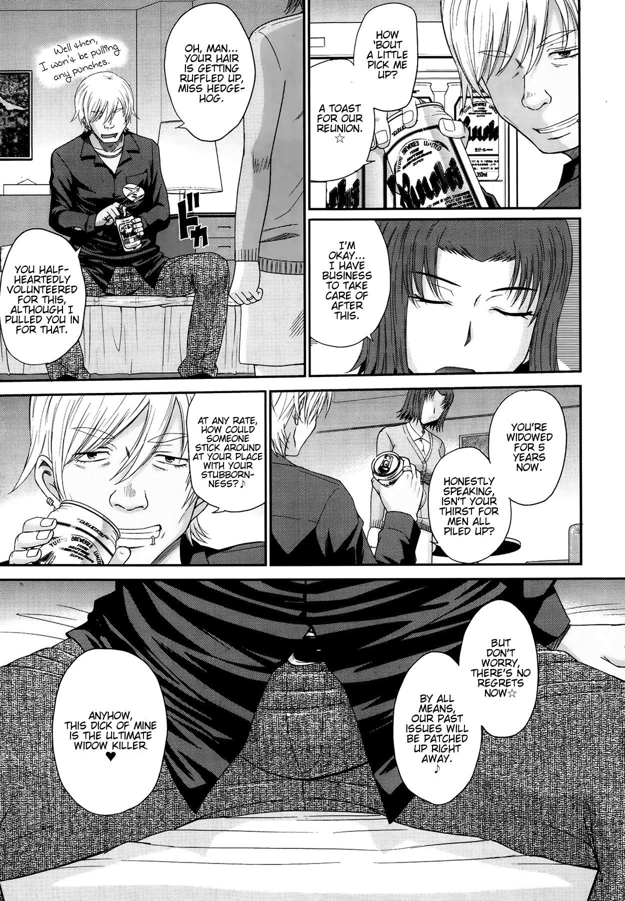 [Tsukino Jyogi] Boku no Yayoi-san ch.1-4 [English] =Krizalid= 58