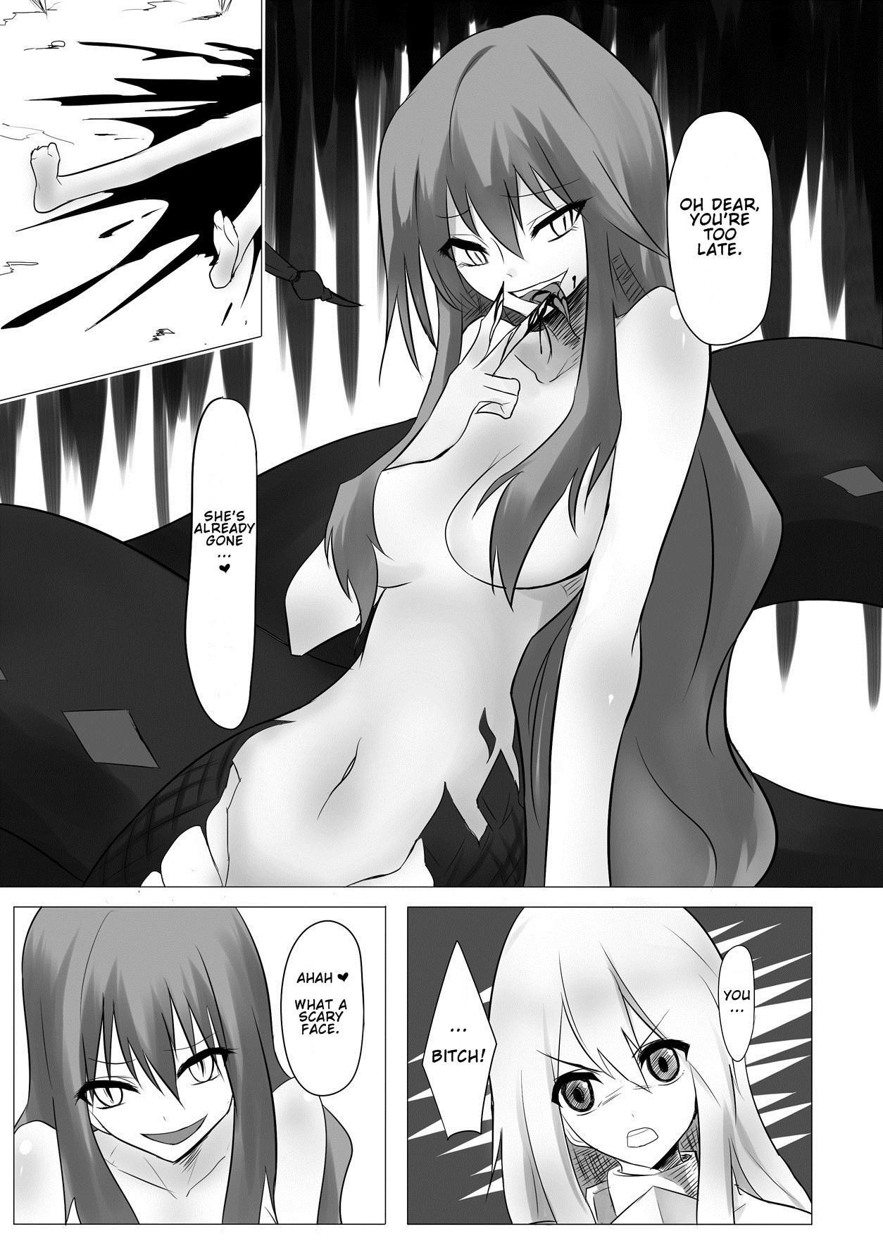 Jingai Lez Rape 6