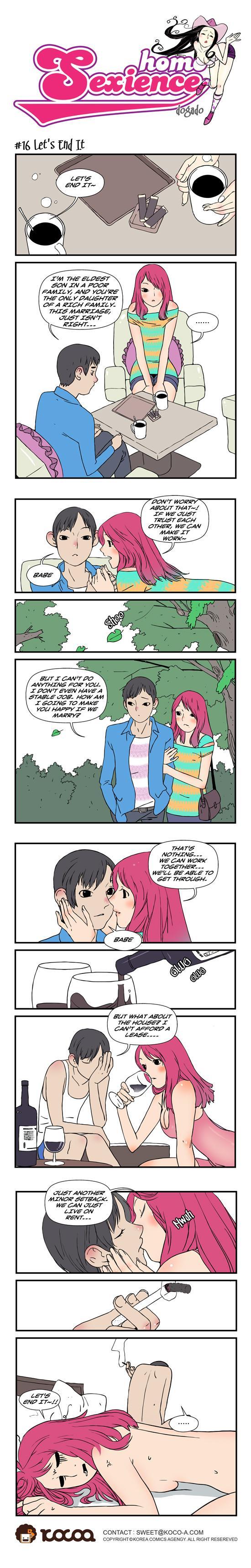 Homo Sexience 15