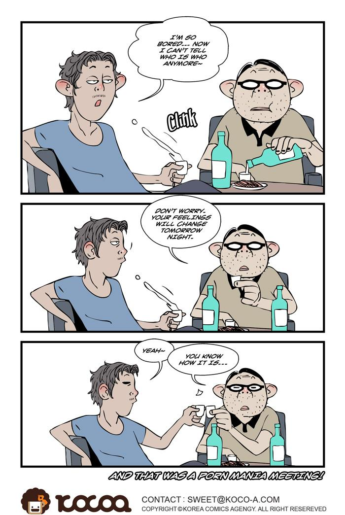 Homo Sexience 821