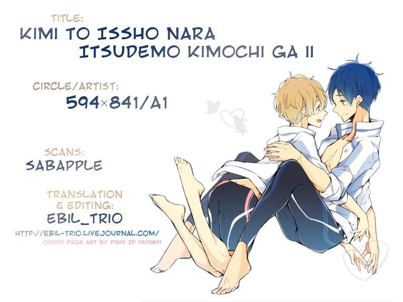 Kimi to Issho nara Itsudemo Kimochi ga Ii. 26