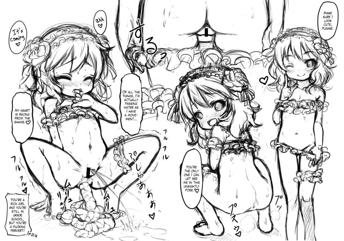 Idol Datte Dasu Mono wa Dasu!   It Doesn't Matter If You're An Idol: Everybody Poops 3