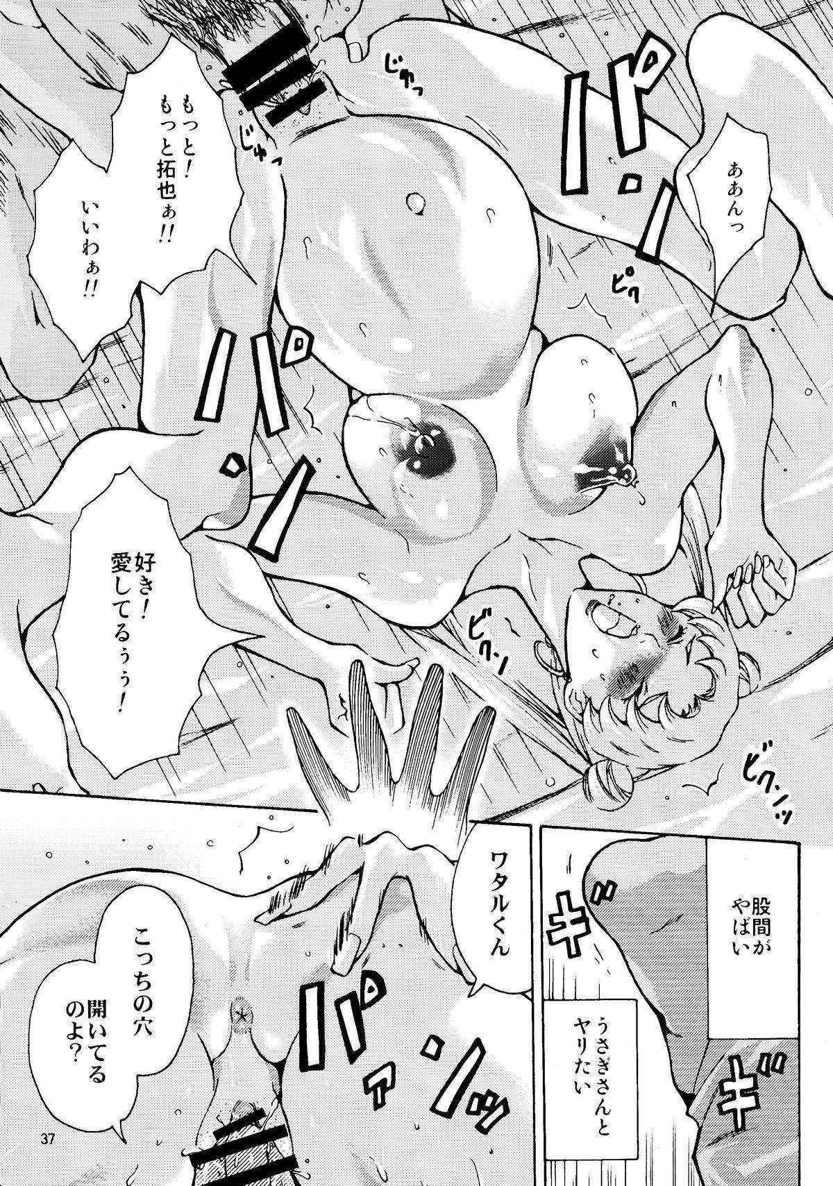 Ninpu Joou Usagi Crystal 36
