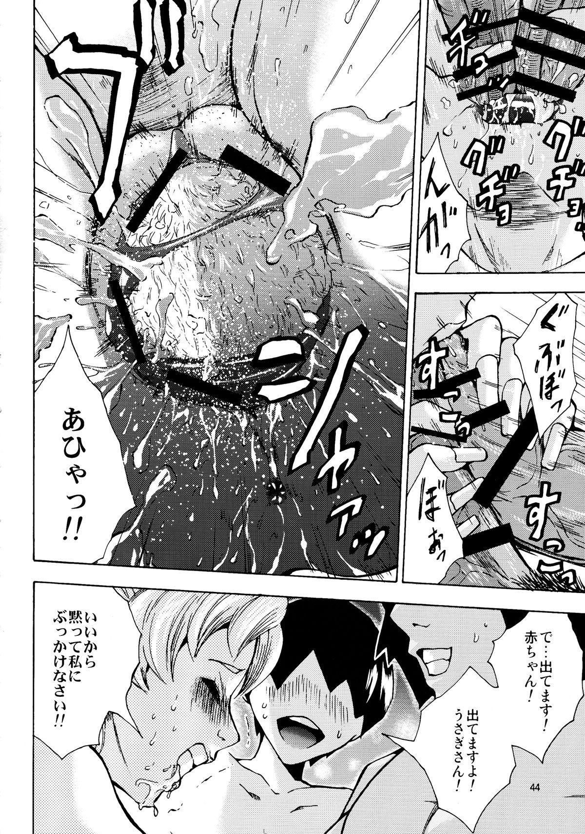 Ninpu Joou Usagi Crystal 43