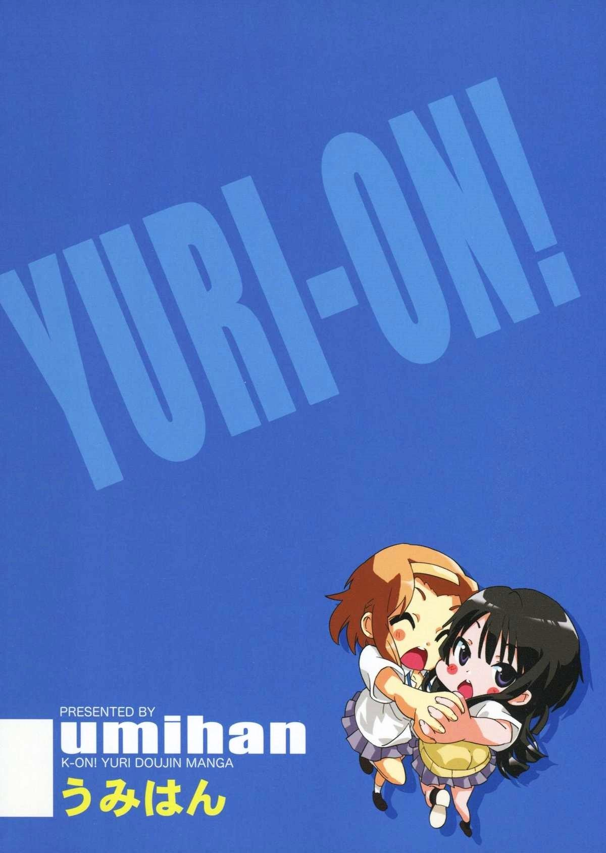 """[Umihan (Ootsuka Shirou)] YURI-ON! #2 """"Kosokoso Mio-chan!"""" (K-ON!) [English] 27"""