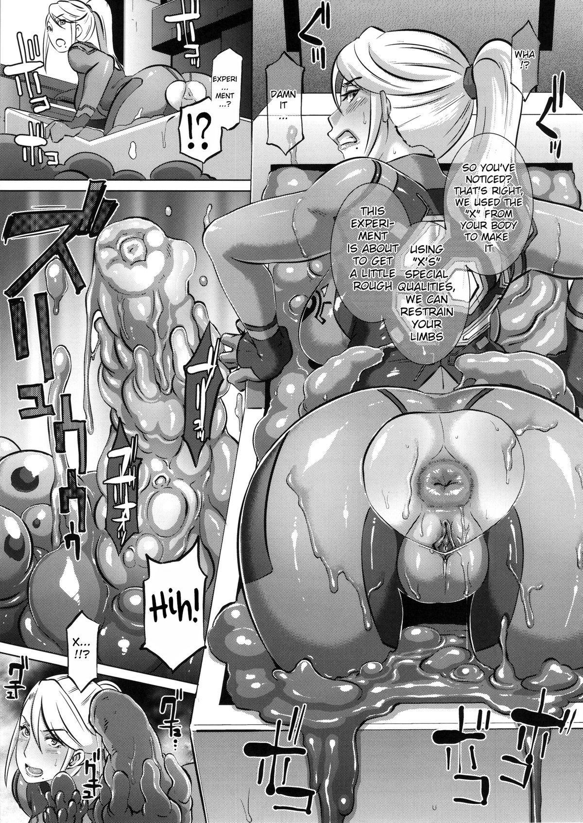 Metroid XXX 14