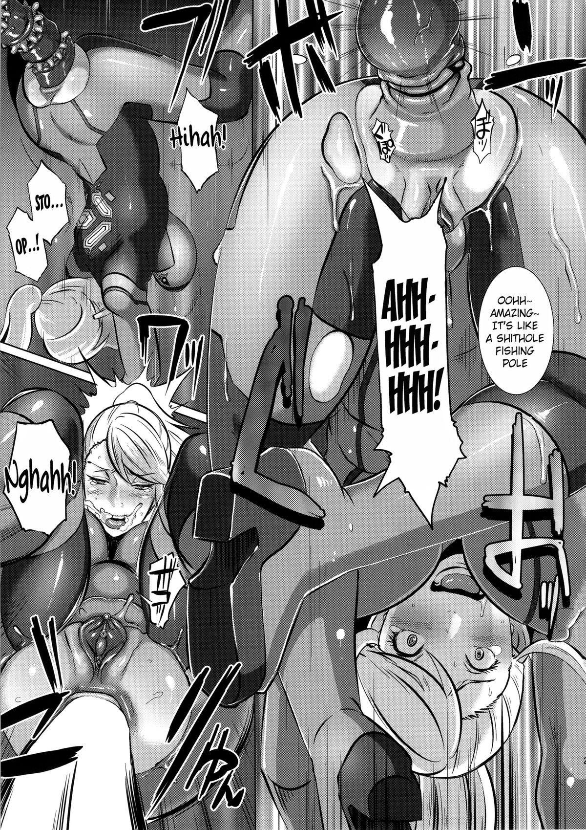 Metroid XXX 24
