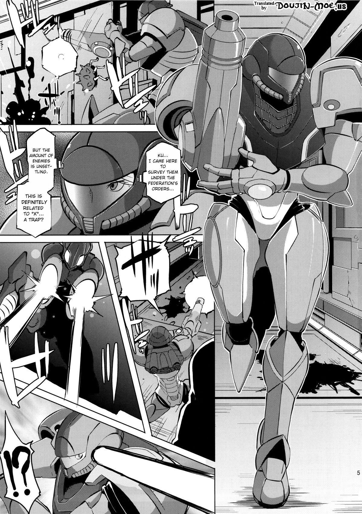 Metroid XXX 2