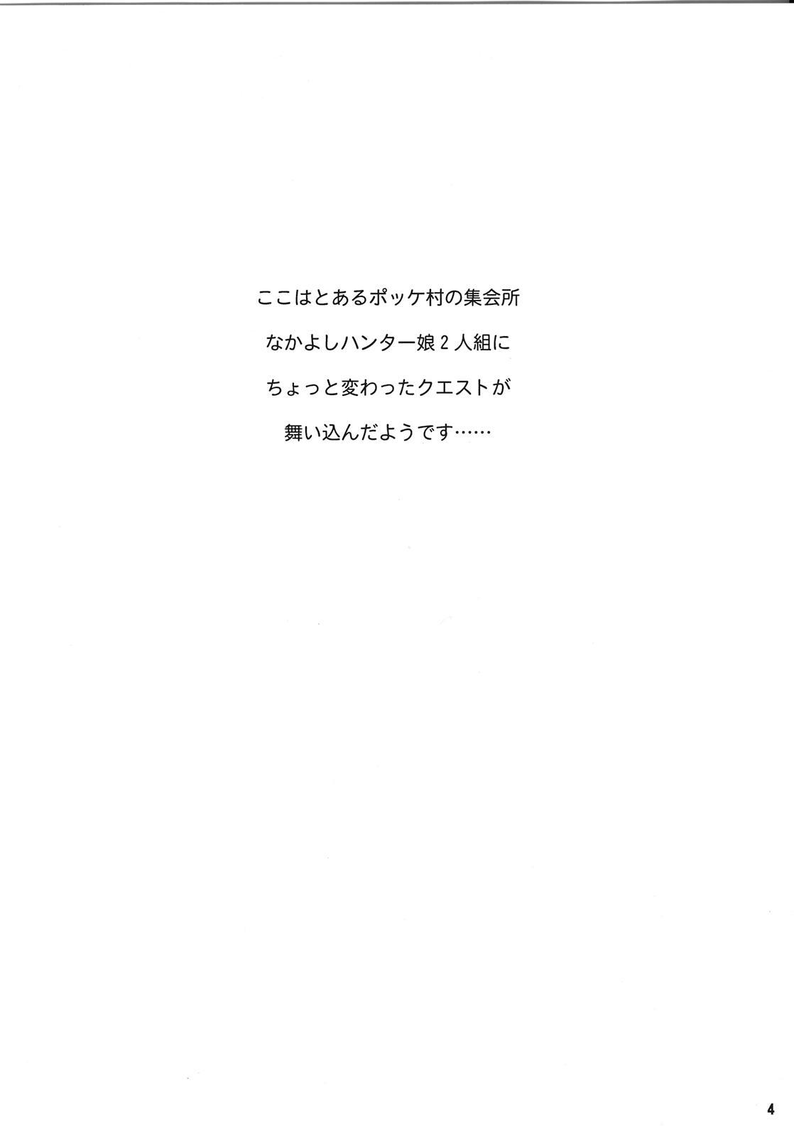 Wagamama Oujo no Hunter dai Renzoku Shuryou! Kai 3