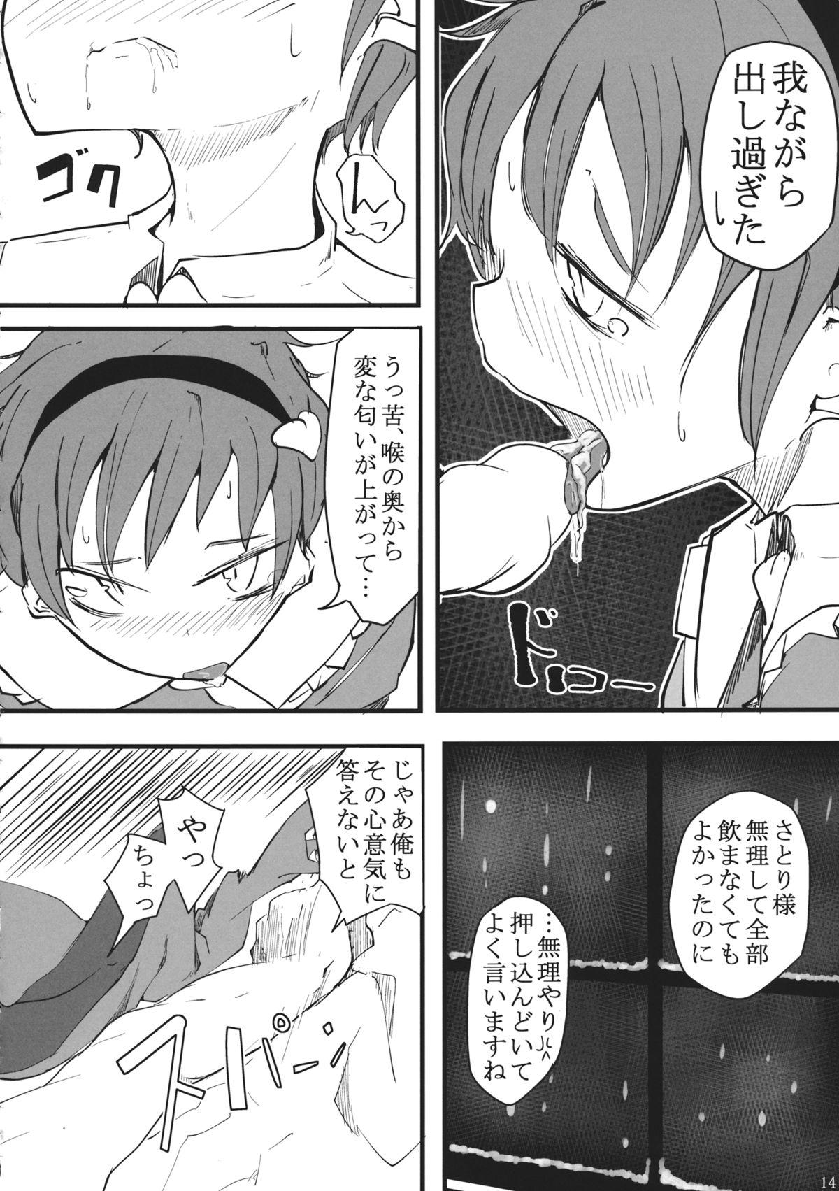 Watashi Sonnano Kaitemasen 12