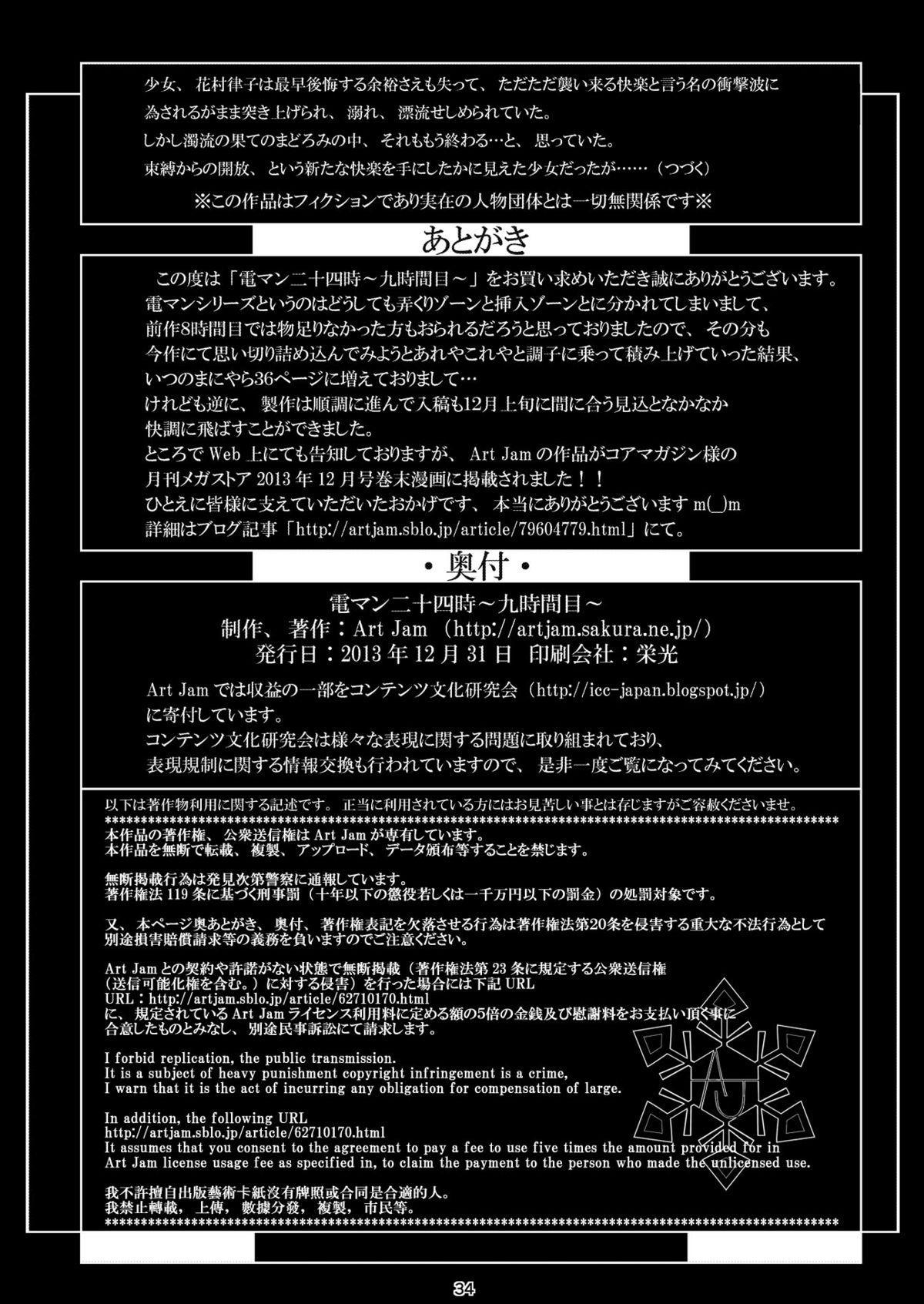 [Art Jam (Matsumaro)] DenMan 24ji ~8, 9 kanme~ Set [Digital] 57