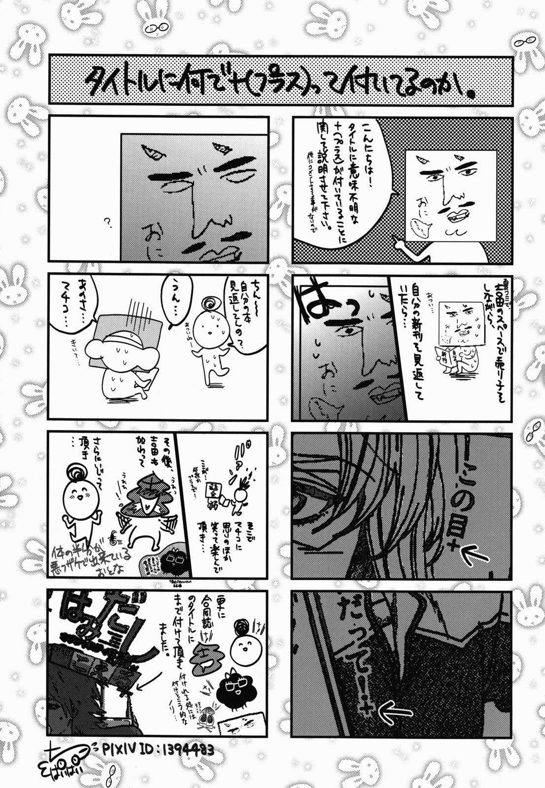 Hamidashi Justice no Koe ga Kikoeru Plus 17