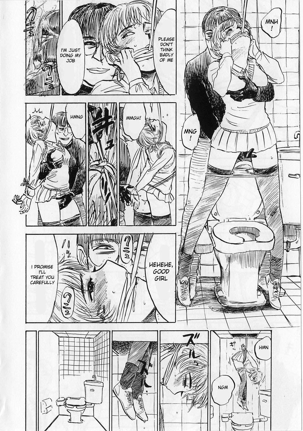 [Momoyama Jirou] Ningyou no Yakata - The Doll House Ch. 1-4 [English] 37