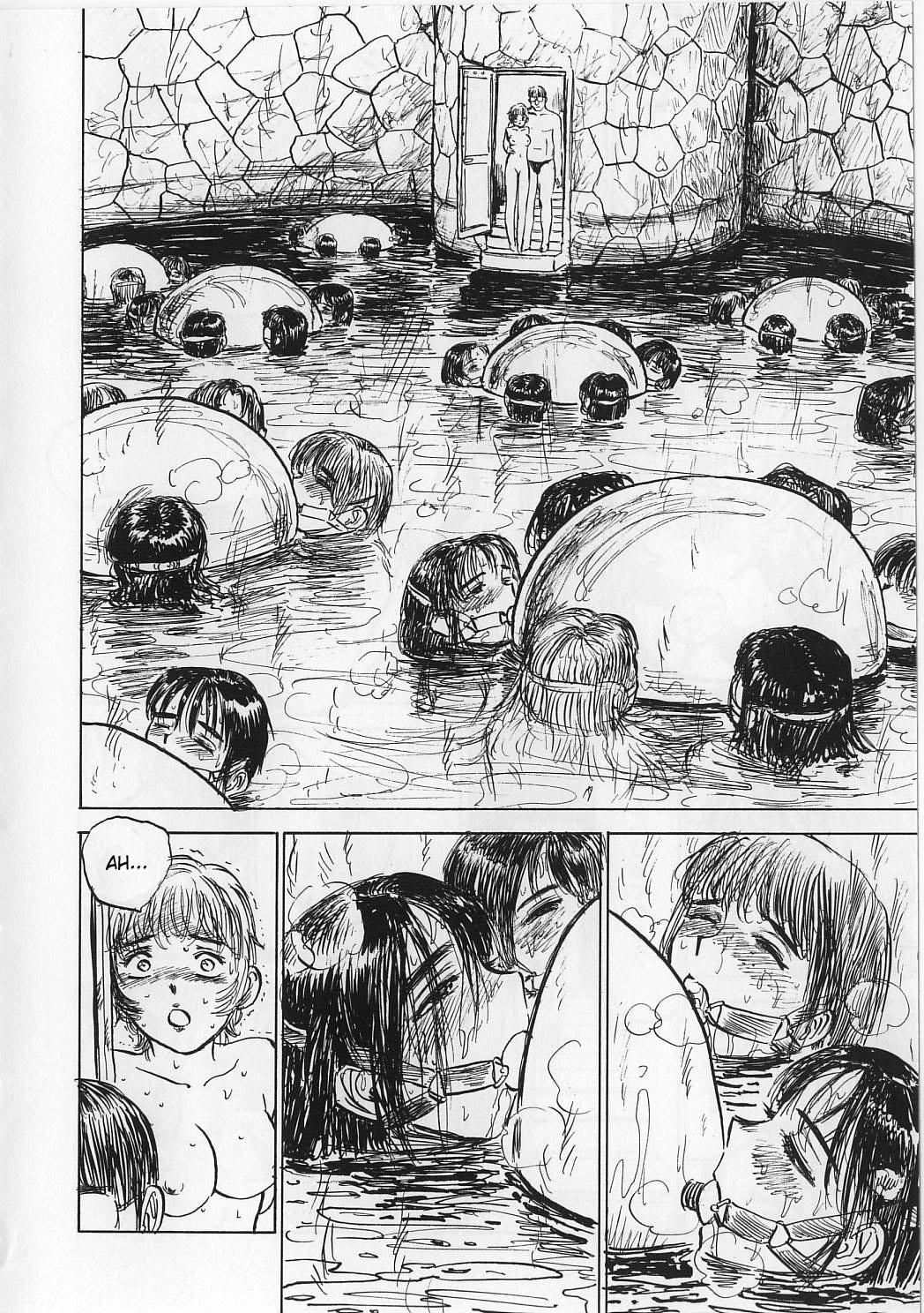[Momoyama Jirou] Ningyou no Yakata - The Doll House Ch. 1-4 [English] 41