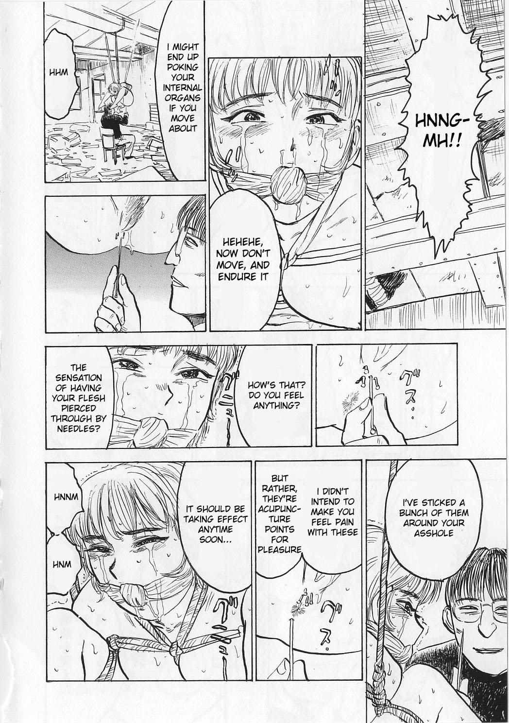 [Momoyama Jirou] Ningyou no Yakata - The Doll House Ch. 1-4 [English] 61