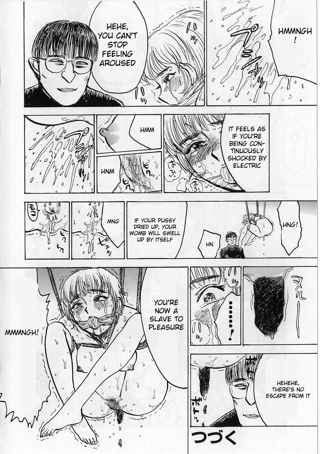 [Momoyama Jirou] Ningyou no Yakata - The Doll House Ch. 1-4 [English] 63