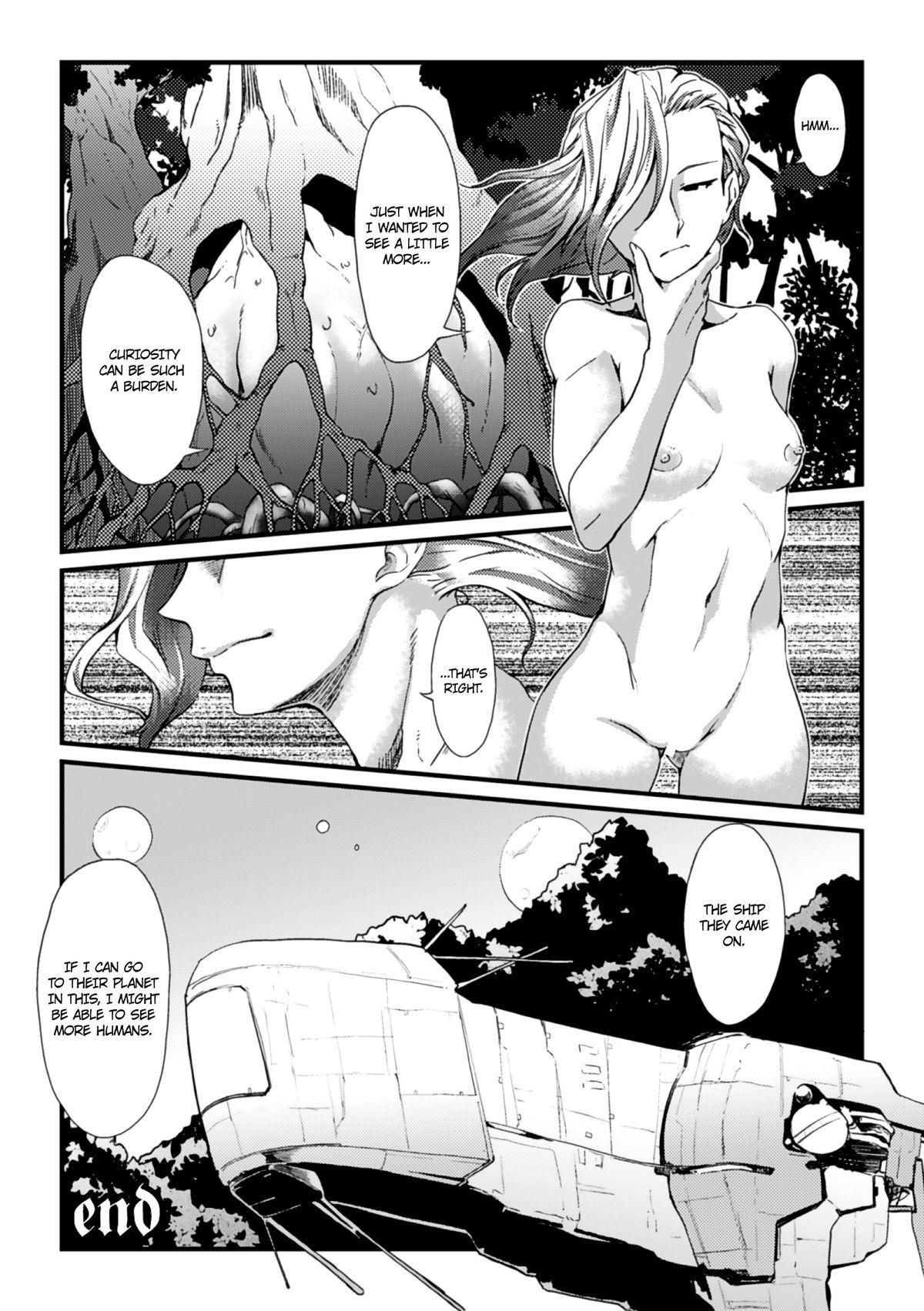 2D Comic Magazine Shokubutsukan de Monzetsu Acme Saki! Vol. 2 63