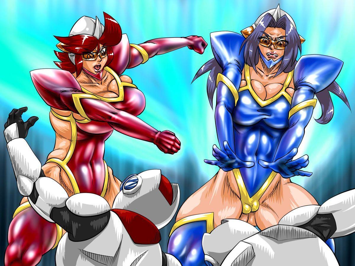 Watashi-tachi, Yatoware Heroine! 34