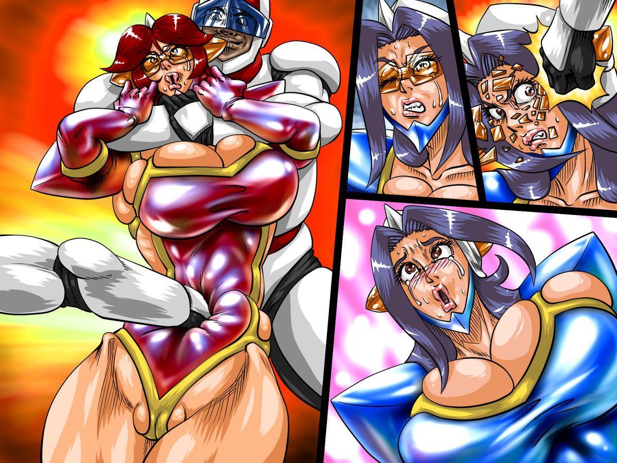 Watashi-tachi, Yatoware Heroine! 38