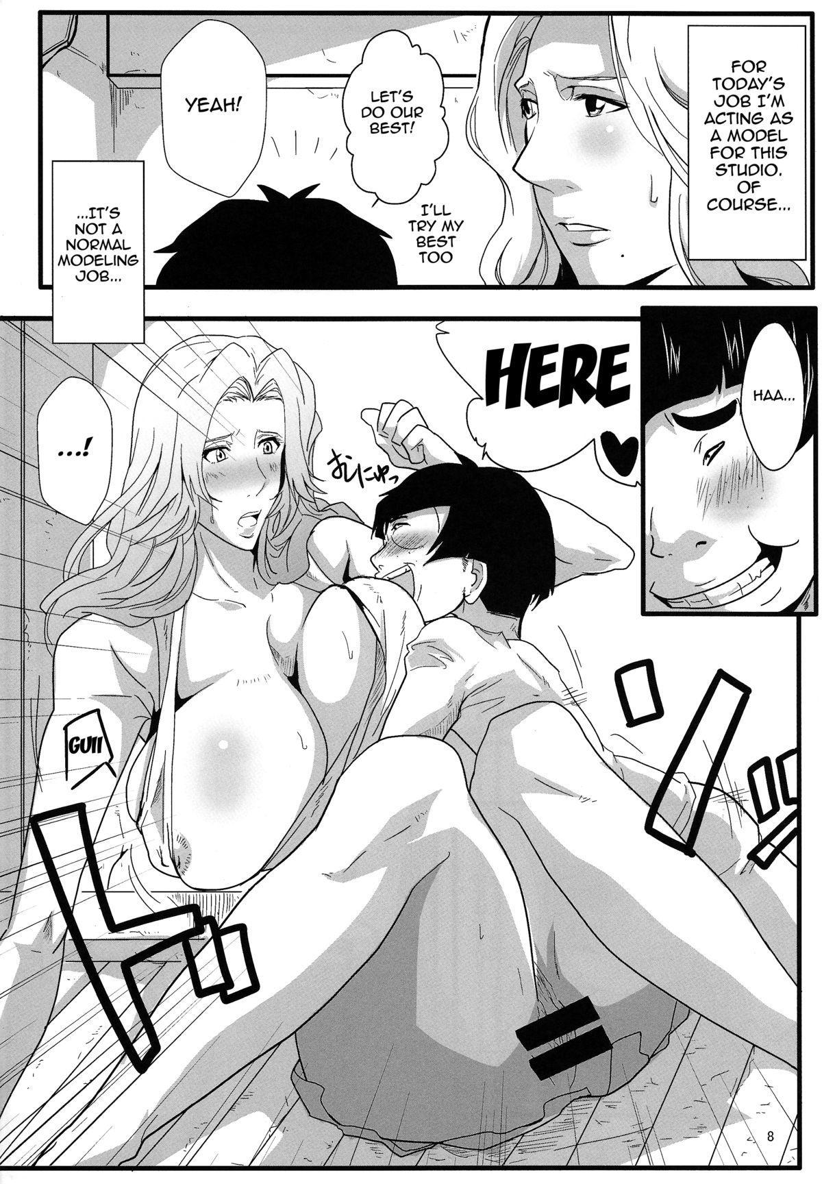 Rangiku's Secret 2 6