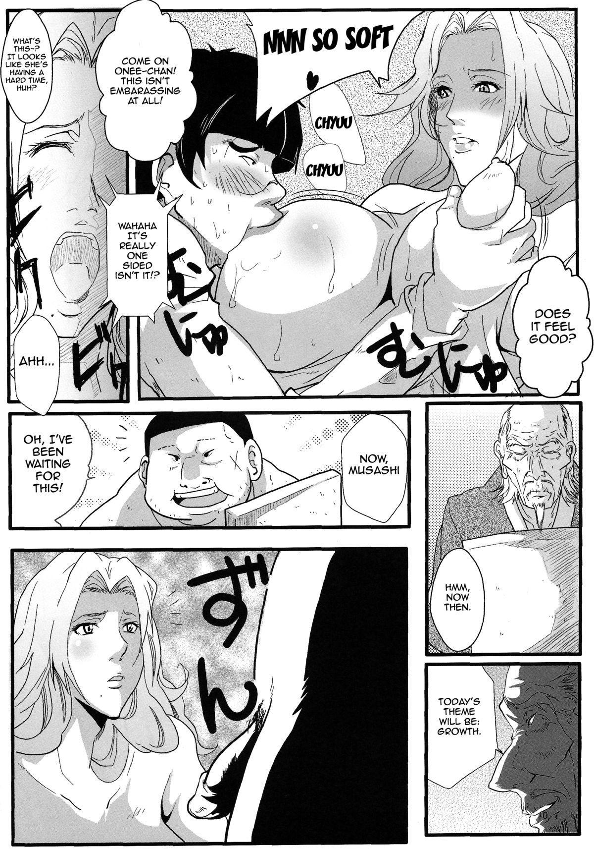 Rangiku's Secret 2 8