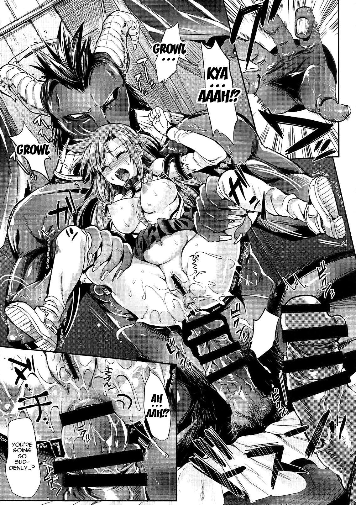 [YURIRU-RARIKA (Kojima Saya, Lazu)] Shujou Seikou 2 Bangai-hen | Captive Sex 2 - Extra Chapter (Sword Art Online) [English] {doujin-moe.us} 21