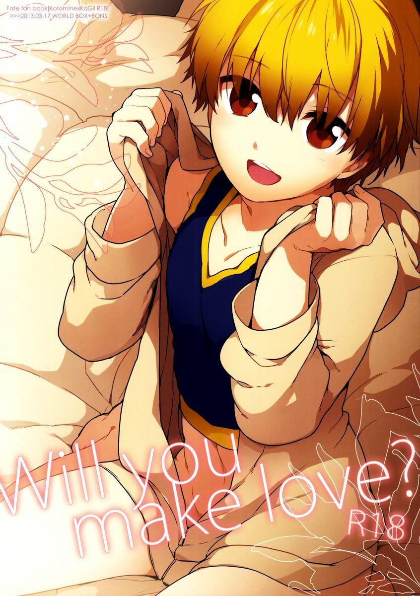 Will You Make Love? 0