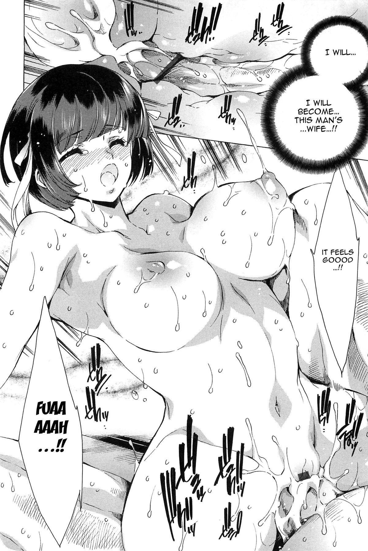 [Yuiga Naoha] Nikuyoku Rensa - NTR Kanojo   Chains of Lust - NTR Girlfriend [English] {doujin-moe.us} 139