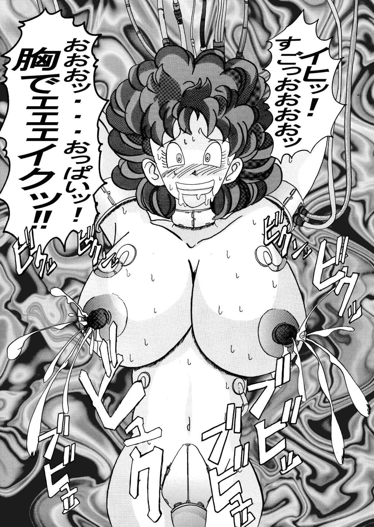 [Light Rate Port Pink] Tanjou!! Aku no Onna Senshi Jinzou Ningen 18-gou Sennou Kaizou Keikaku -Joshou- (Dragon Ball Z) 9