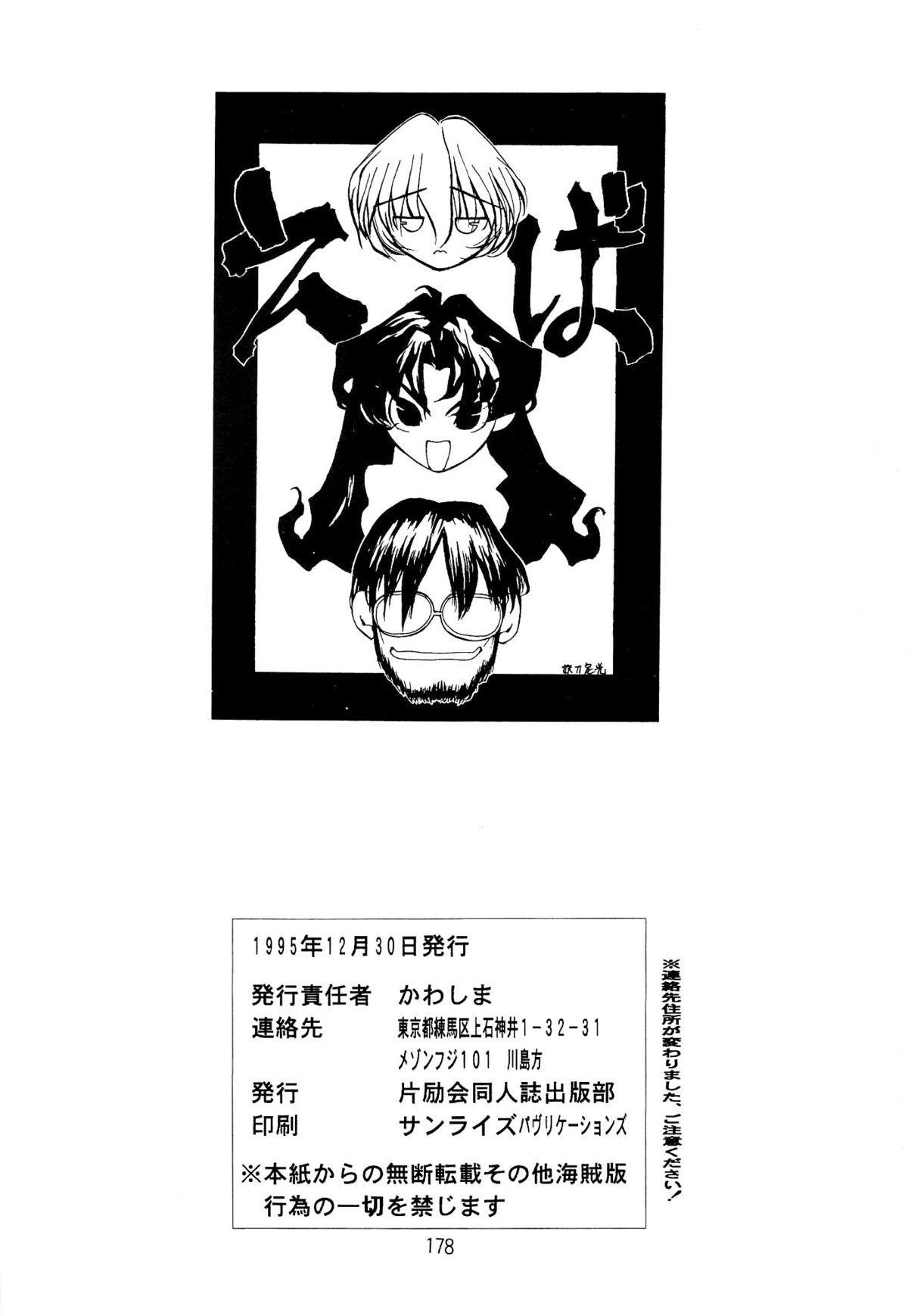 Hen Rei Kai Special Vol. 9 179