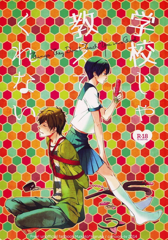 Gakkou ja Oshiete Kurenai - Things They Don't Teach You in School 0