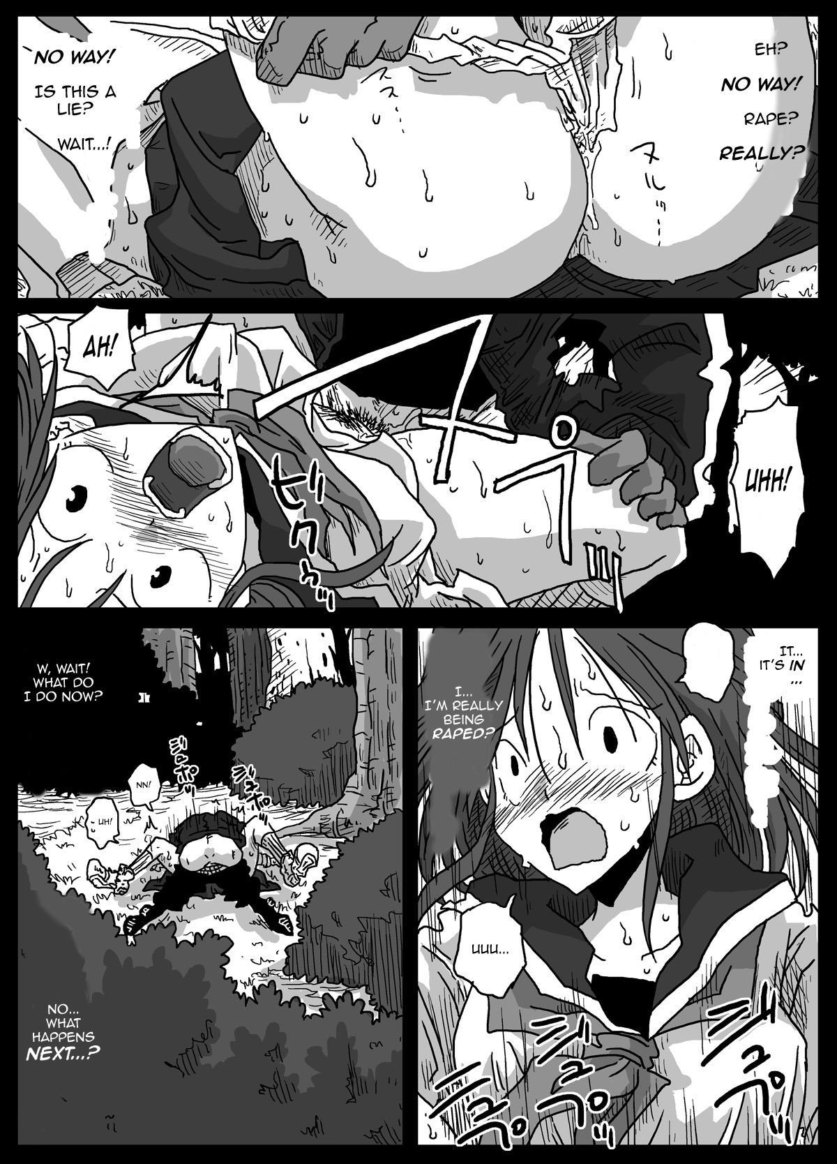 Mousou Ryoujoku | Rape Fantasies 19