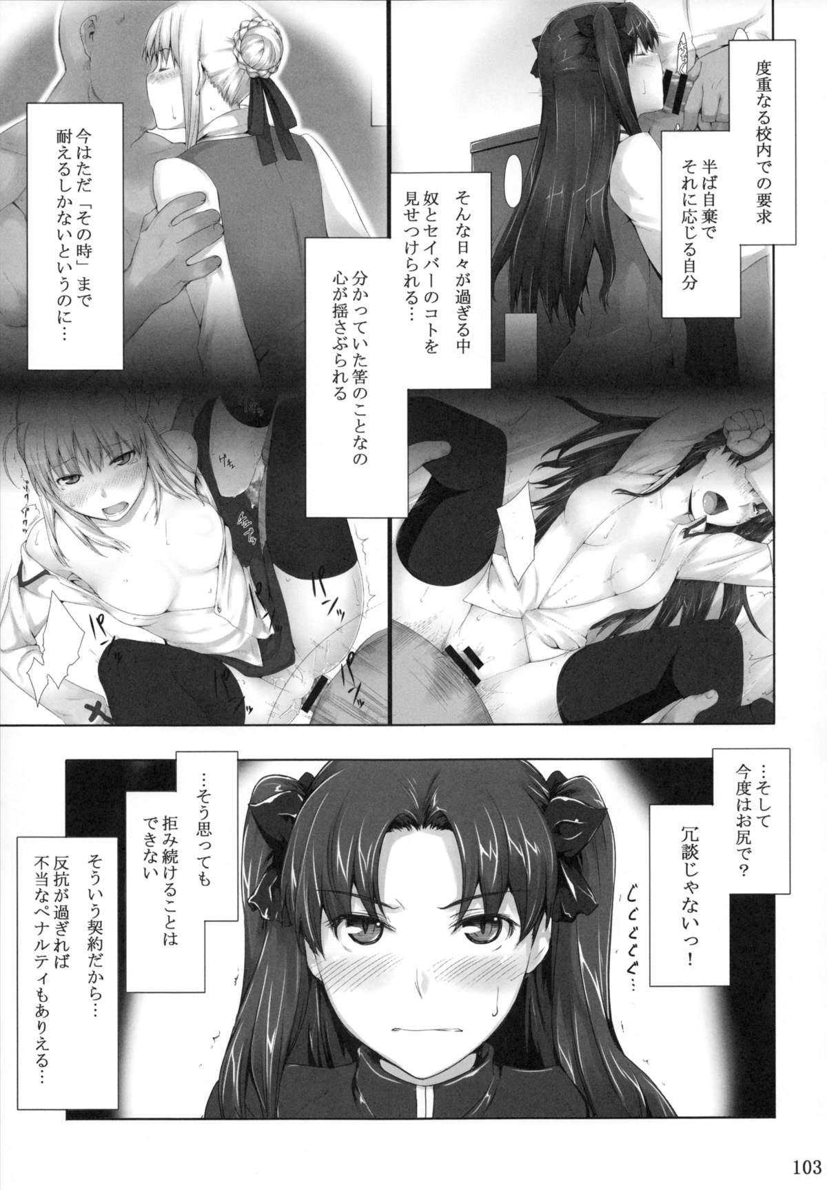 Tosaka-ke no Kakei Jijou Soushuuhen 1 102