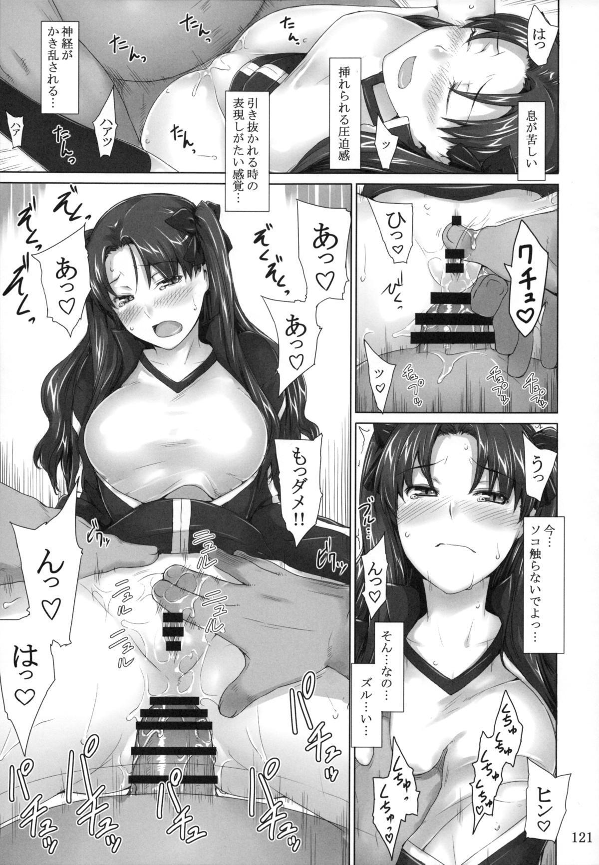 Tosaka-ke no Kakei Jijou Soushuuhen 1 120