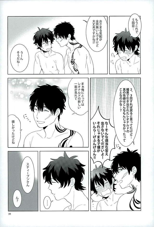 Ecchi na Boku wa Kirai Desuka? 34