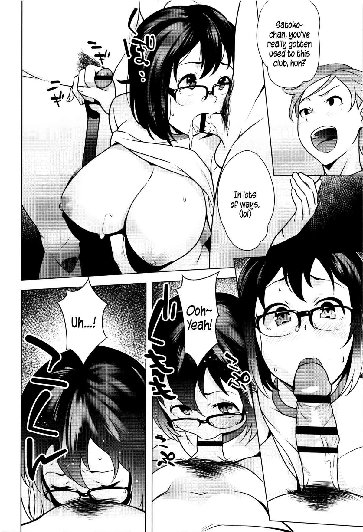 Hatsujou! Namaiki JK | Horny! Cheeky JK 128