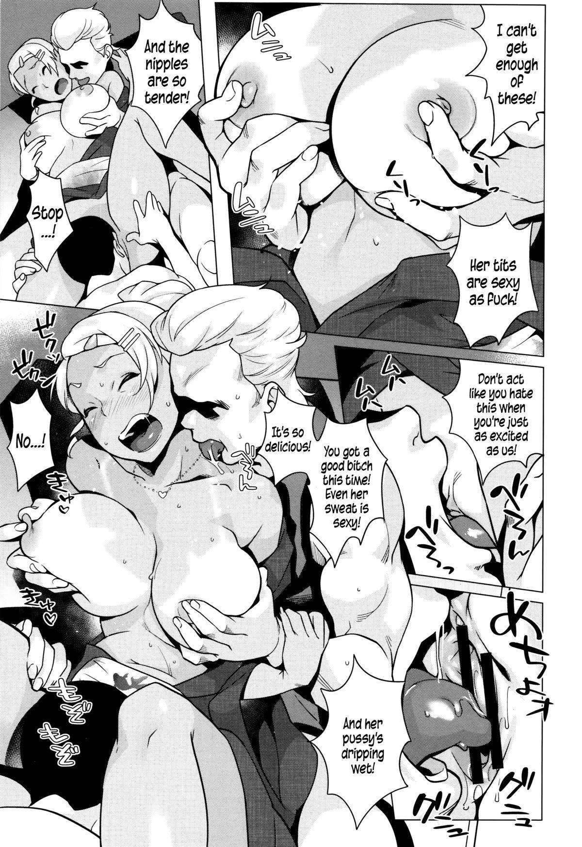 Hatsujou! Namaiki JK | Horny! Cheeky JK 37
