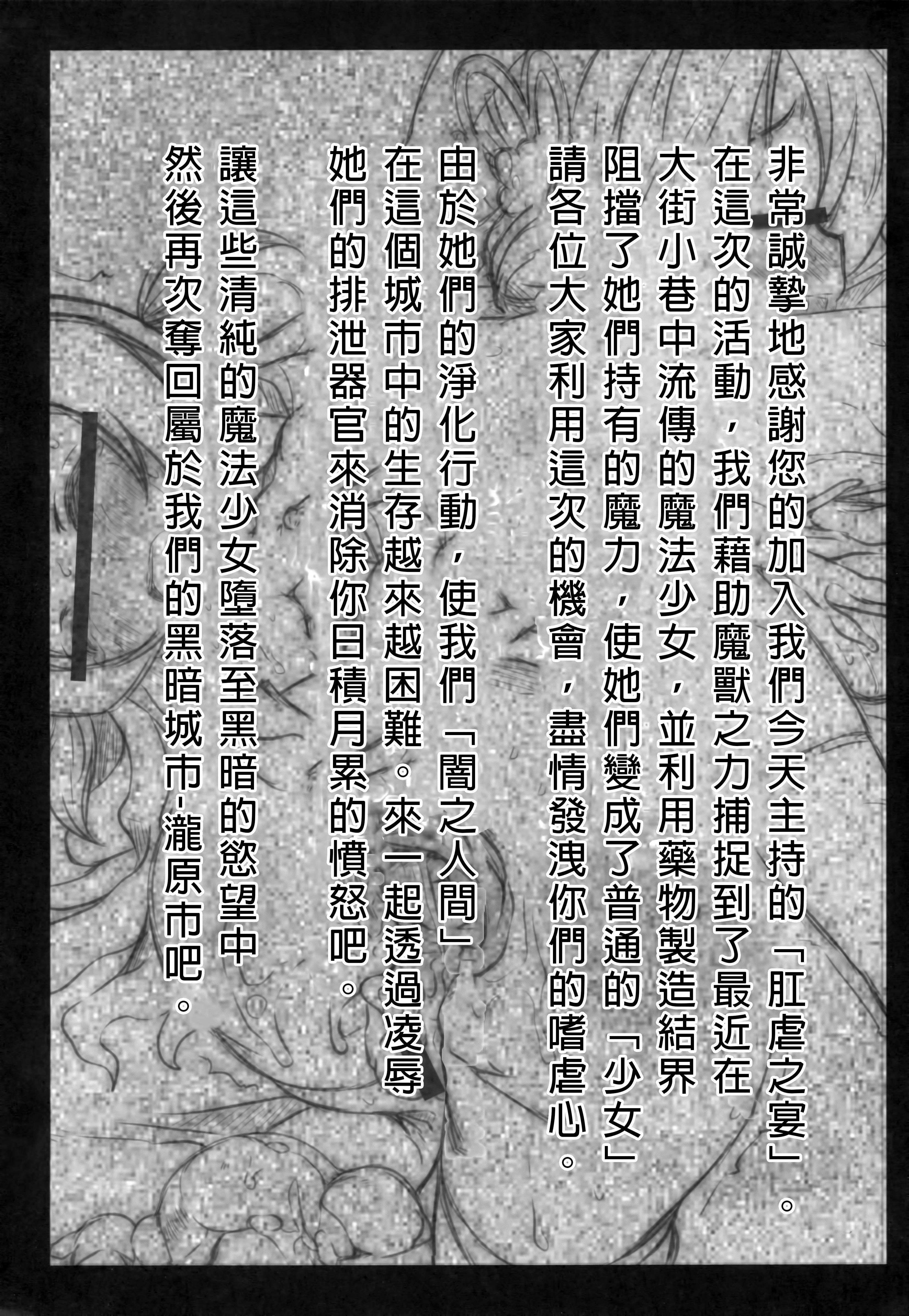 Mahou Shoujo Kougyaku no Utage 2