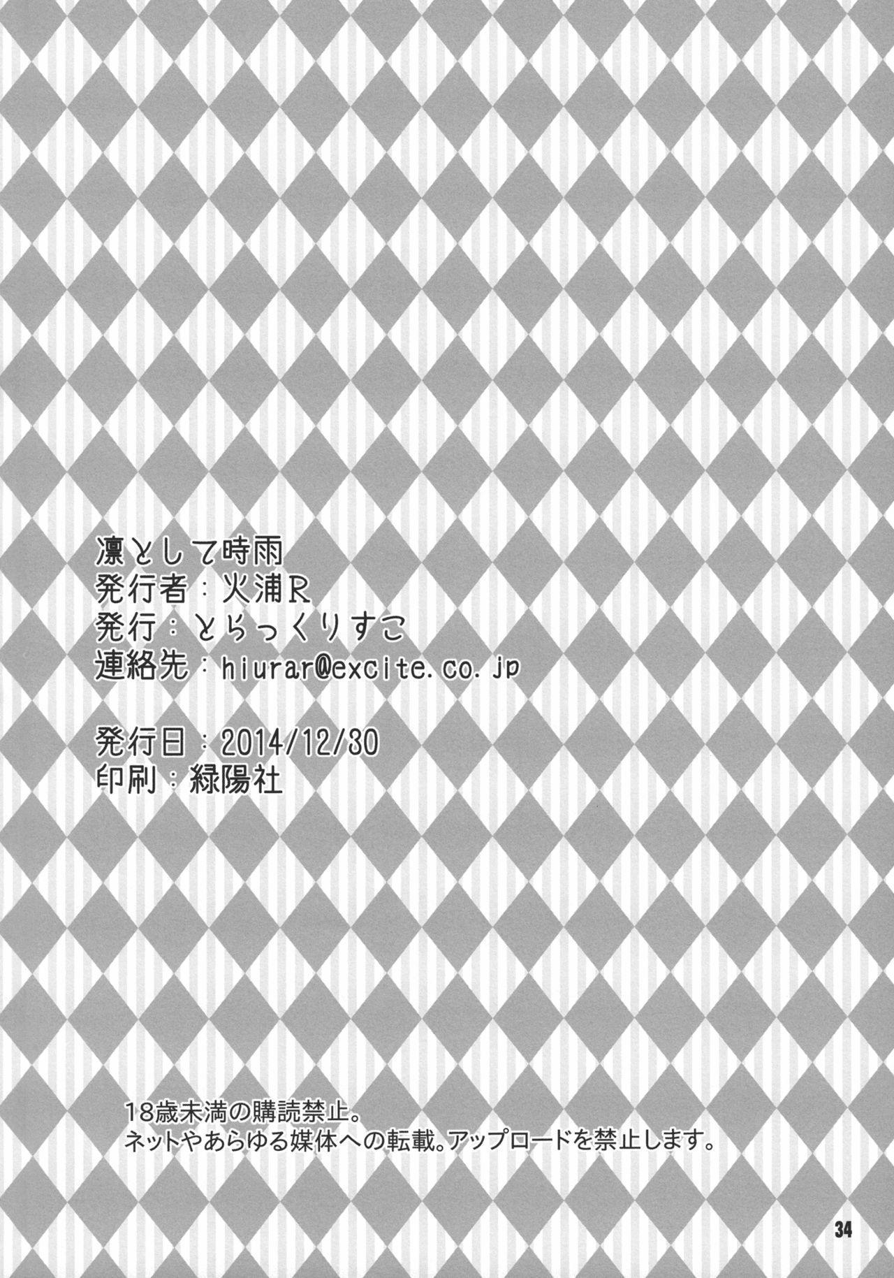 Rin toshite shigure 33