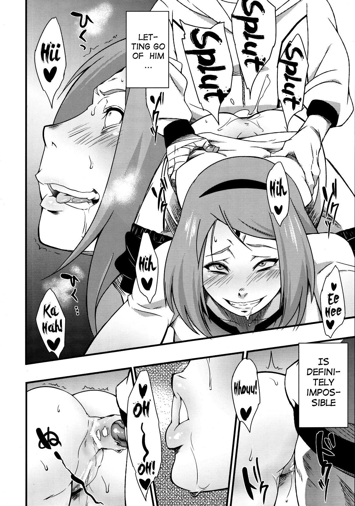 Kage Hinata ni Sakura Saku 22