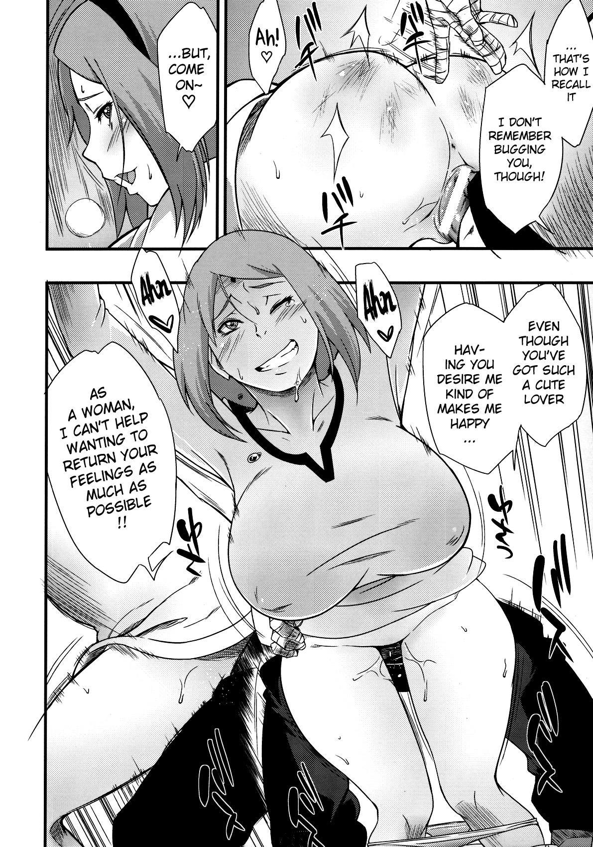 Kage Hinata ni Sakura Saku 8