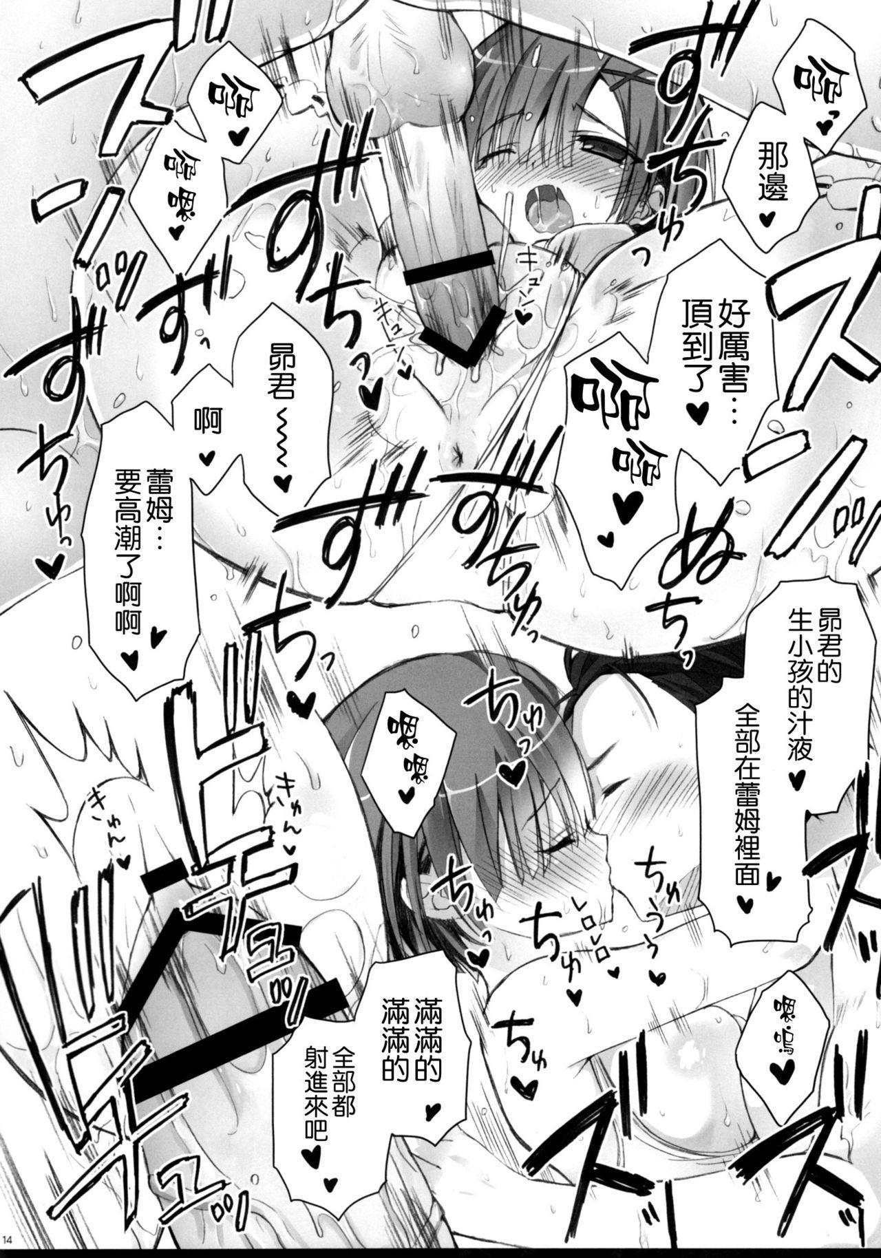 Re:Zero kara Hajimeru Shiro Suku Seikatsu 13