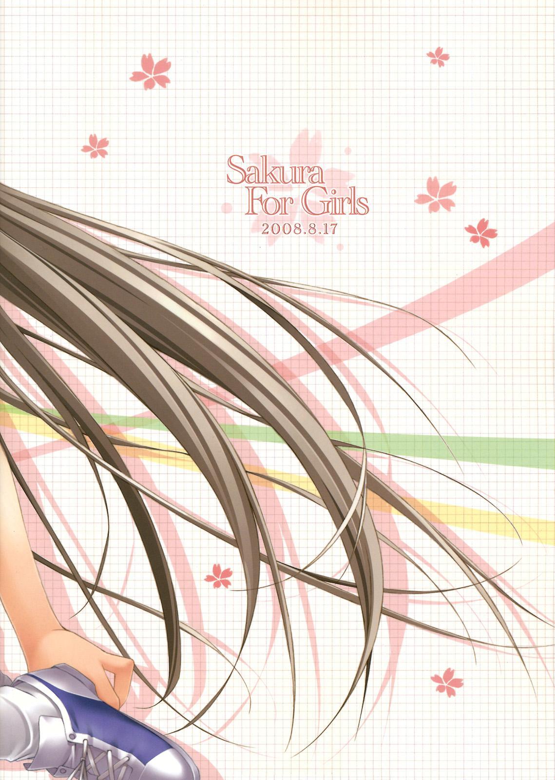 Sakura For Girls 16